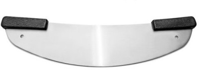 New Star Foodservice New Star 50646 Commercial Grade Stainless Steel RockerStyle Deluxe Pizza Knife Pizza Cutter