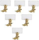 Babies Bloom Cowboy Boot Place Card Hold...