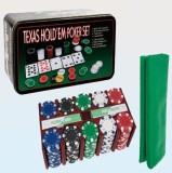 Obencho Obencho poker set with 200 chips...