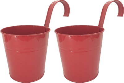 EZ Life Plant Container Set(Pack of 2, Metal)
