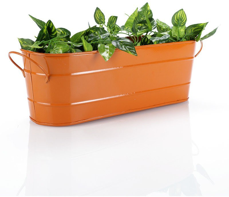 Green Girgit Plant Container Set(Metal)
