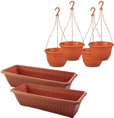 martha cloche Plant Container Set