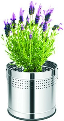 Shrih Stainless Steel Planter Plant Container
