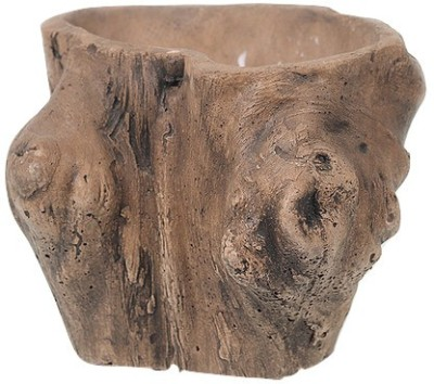 Gaia Pottery Gaia Woodlike planter - Tree Branch Plant Container