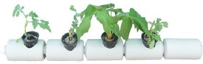 GZ Green GZ Green Hydroponic 4 plants tube system ( eazy to grow ) Plant Container