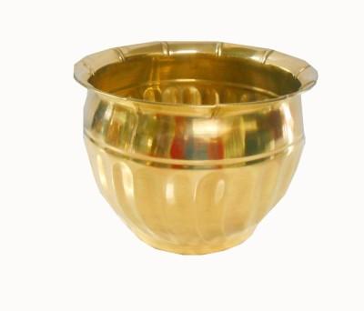 Handicraftscart brass planter oval Plant Container