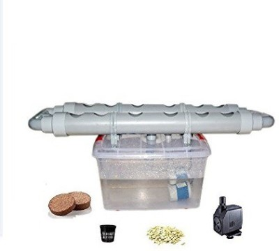 GZ green Aquaponics 12 plants growing movable System Plant Container