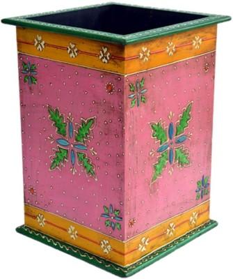 Indune Floral Motif Plant Container