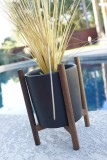 AD Planet round shape plant stand Plant ...