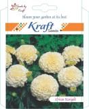 Kraft Seeds African Marigold F1 Hybrid W...