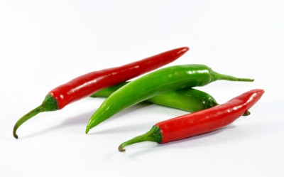 Farm Seeds HYBRID CHILLI NAGMA Seed(100 per packet)