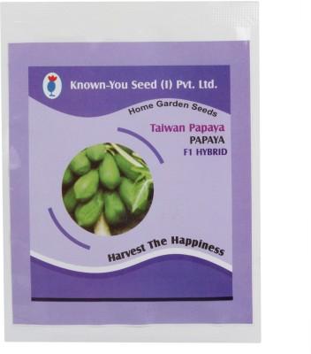 Kraft Seeds Taiwan Papaya Lady Hybrid Fruit (Pack Of 2) Seed