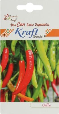Kraft Seeds Chilli F1 Hybrid Seed