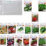 Kraft Seeds Nano Flower Combo (16 In 1) ...