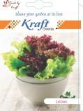 Kraft Seeds Lettuce F1 Hybrid Vegetable ...
