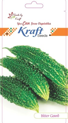 Kraft Seeds Bitter Gourd F1 Hybrid Seed