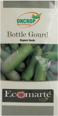 Oncrop Agro Sciences Bottle Gourd Organic (Pack Of 2) Seed