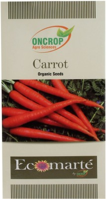 Oncrop Agro Sciences Carrot Organic (Pack Of 2) Seed