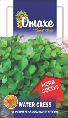 Omaxe WATER CRESS IMPORTED 50 SEEDS BY OMAXE Seed