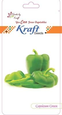 Kraft Seeds Capsicum Green Seed