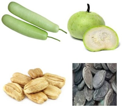Alkarty bottle gourd and round gourd Seed