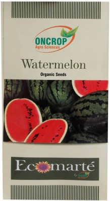 Oncrop Agro Sciences Watermelon Organic (Pack Of 2) Seed