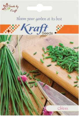 Kraft Seeds Chives Herbs Seed