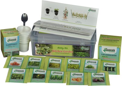 Supeek Agrotech Hobby Kit For Kitchen Garden Seed