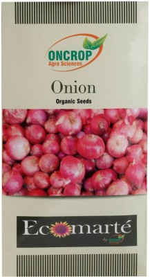 Oncrop Agro Sciences Onion Organic (Pack Of 2) Seed
