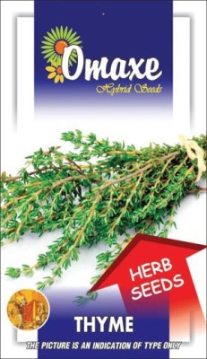 Omaxe THYME IMPORTED 30/40 SEEDS BY OMAXE Seed