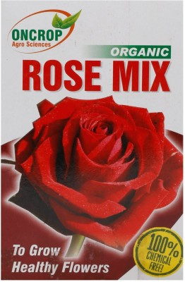 Oncrop Agro Sciences Organic Rose Mix (Pack Of 2) Seed