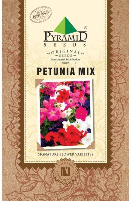 PYRAMID SEEDS Petunia Mix Seed