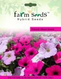 FARM SEEDS Petunia Mixed 2 Packet Seeds ...