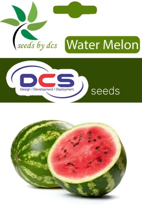DCS Water Melon Seeds (pack of 50) Seed