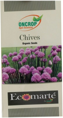 Oncrop Agro Sciences Chives Organic (Pack Of 2) Seed