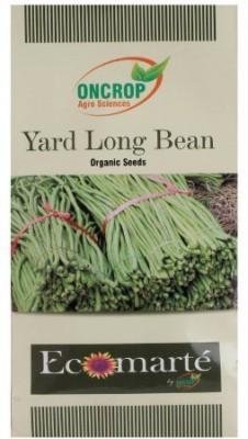 Oncrop Agro Sciences Yard Long Bean Organic (Pack Of 2) Seed