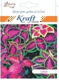 Kraft Seeds Coleus Leaf (Pack Of 2) Seed...