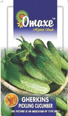 Omaxe CUCUMBER -GHERKINS SALAD 30 SEEDS PACK Seed