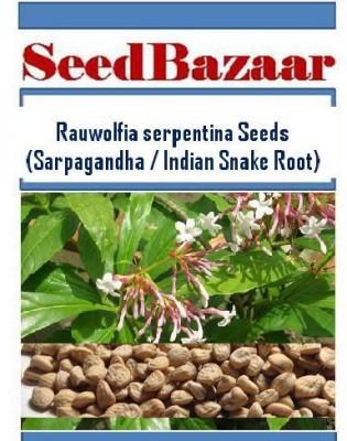 SeedBazaar Sarpagandha Seeds Seed
