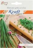 Kraft Seeds Chives Herbs (Pack Of 2) See...