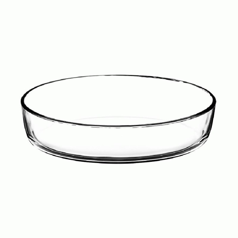 Pasabahce Borcam Oval - 59084 Solid Glass Tray Borcam Oval - 59084