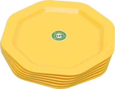 Iveo Octa Quarter 8 Solid Melamine Plate