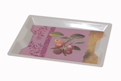 Exceed Solid Melamine Tray Set