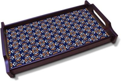 Kolorobia Mesmerizing Solid Wood Tray