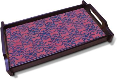 Kolorobia Bring Rosado Solid Wood Tray