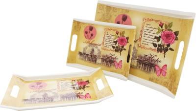 Tibros Magic Alchbmist Printed Melamine Tray Set