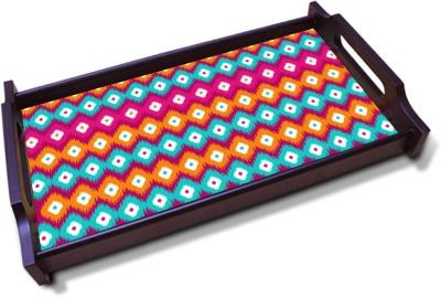 Kolorobia Vibrant Solid Wood Tray