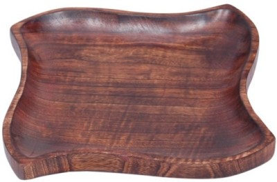 Onlineshoppee AFR832 Solid Wood Tray