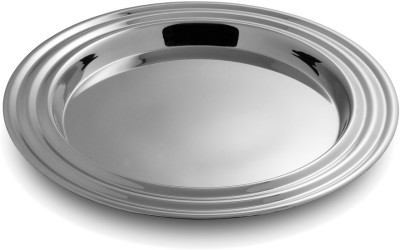 Arttdinox Spartan Solid Stainless Steel Tray