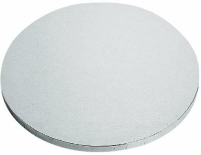Wilton Round Silver Cake Base Plate at flipkart